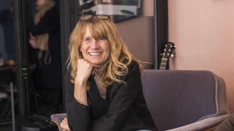 Porträttbild på Katarina Lindblad-Gidlund