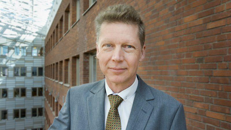Roger Fagerud är strateg på Myndigheten för digital förvaltning (DIGG).