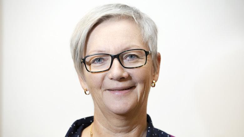 Porträttbild av Monica Andersson.